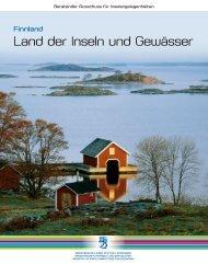 Land der Inseln und Gewässer