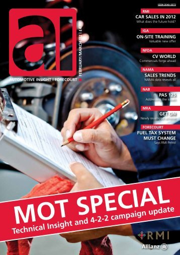 feature - Retail Motor Industry Federation