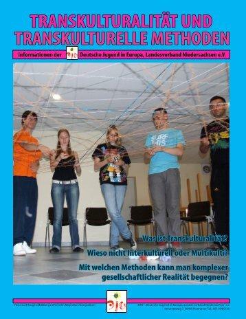 transkulturalität und transkulturelle methoden - Deutsche Jugend in ...