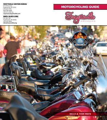 motorcycling guide - Experience Fayetteville