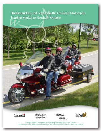 This Report Was Completed In July 2006 For - Lanark County Tourism