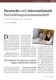 Artikel EZ-Workshop - Geographisches Institut Uni Heidelberg