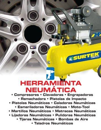 HERRAMIENTA NEUMÁTICA - Ferreteria Calzada