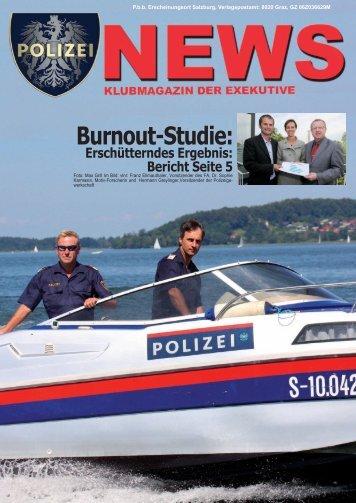 Polizei News 3-2009 - FSG GÖED Salzburg