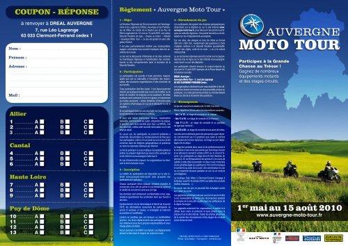 MOTO TOUR - FFMC 43