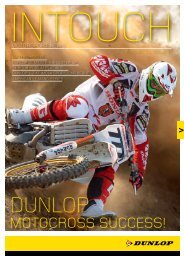 MOtOcrOss sUccEss! - Dunlop Motorsport