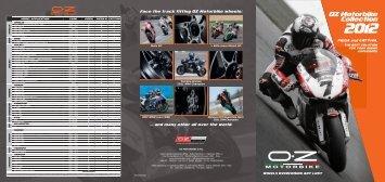 Download application list OZ Motorbike