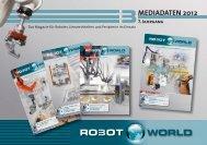 Mediadaten 2012 - TechTex Verlag