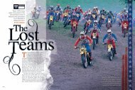 Team USA's long reign of success in the annual Motocross of ...