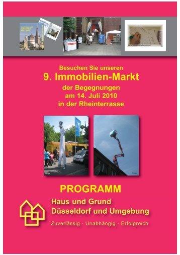 Programm DIN A 5 2010:Beilage DIN A 5 2006.qxd.qxd - Haus und ...