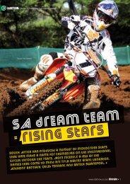 SA dream team - rising stars - DO IT NOW Magazine