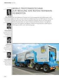 Mobile Prüfstandstechnik zur Messung von Reifen-Fahrbahn ...