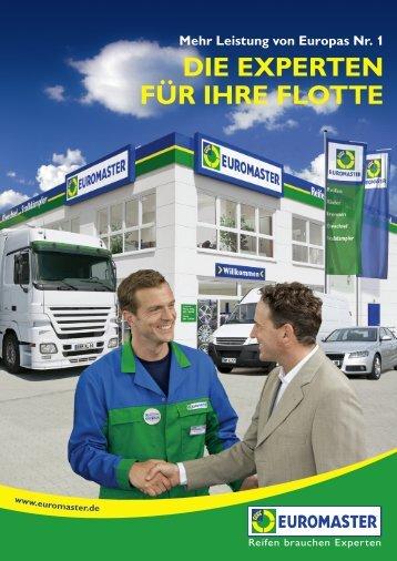 Flotten-Broschüre - Euromaster.de