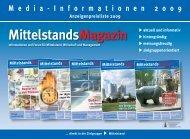 MittelstandsMagazin - Medien Service Meins