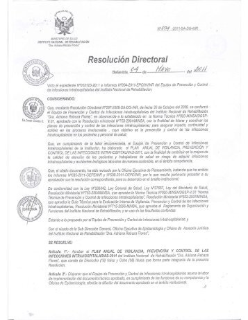 Impresión de fax de página completa - Instituto Nacional de ...