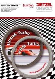 U P R M-Turbo VR M-Turbo - Maryland Metrics