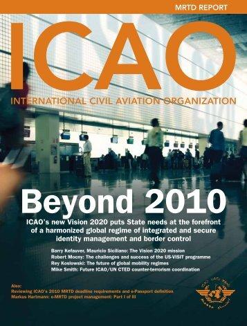 ICAO MRTD Report Vol.4 No.3 2009