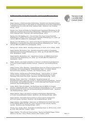 Publikationsliste als pdf (Stand Dez. 2010) - Entwerfen und ...