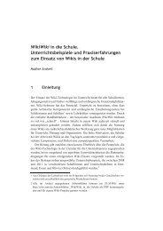 Anskeit_WikiWiki in die Schule_final - StudiGer - TU Dortmund