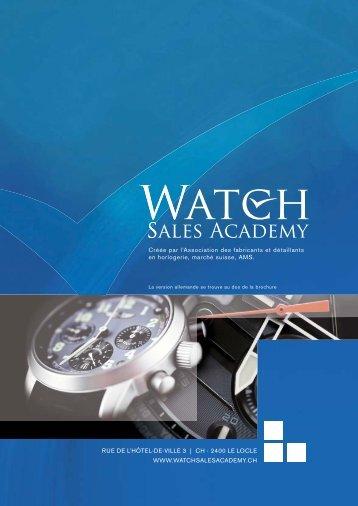 du Locle - Watch Sales Academy