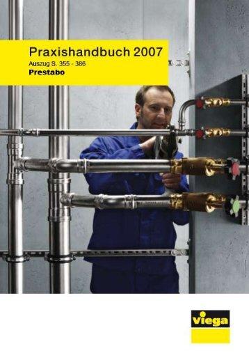 Stahlrohr-Installationssystem - Viega