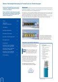 Leitfaden für die Auswahl und Auslegung - Rohrbegleitheizung - Seite 2