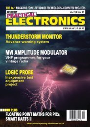 Everyday Practical Electronics (November) - bib tiera ru static