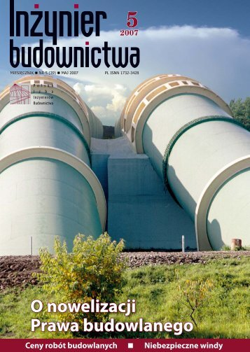 plik pdf 11.00MB - Polska Izba Inżynierów Budownictwa