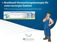 mr. net group - PowerPoint Vorlage