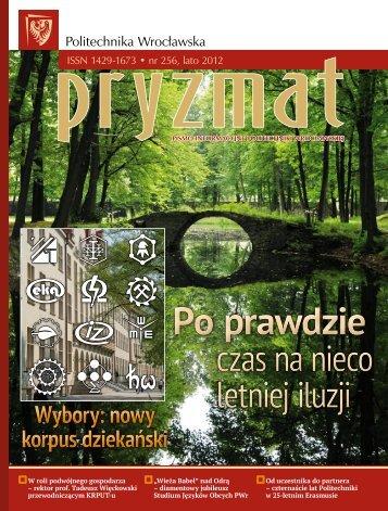 Pryzmat • nr 256, lato 2012