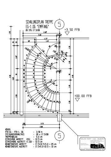 Beispieldatei als PDF Werkplanzeichnungen ( 1,2 MB ) - Walter Trapp