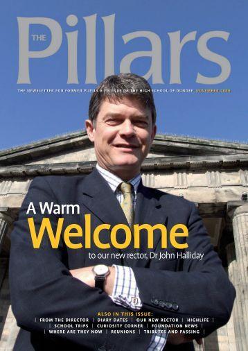 The Pillars 08 - High School of Dundee