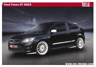 Ford Focus Race - MS-Design