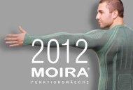 Katalog Frühling / Sommer 2012 zum Download - Moira ...