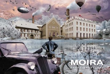 Katalog Herbst / Winter 2012 - 2013 zum Download - Moira ...