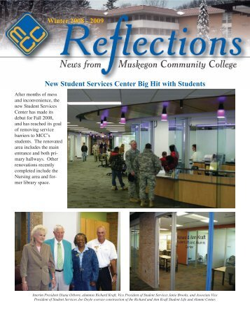 Re lections - Muskegon Community College