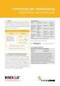 Leistungsgarantie Haustechnik - Bundesamt für Energie BFE - Seite 6