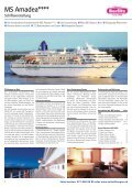 MS AMADEA MS ARTANIA - Baumann Cruises - Seite 4