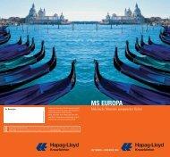 MS EUROPA - rigo web & Design