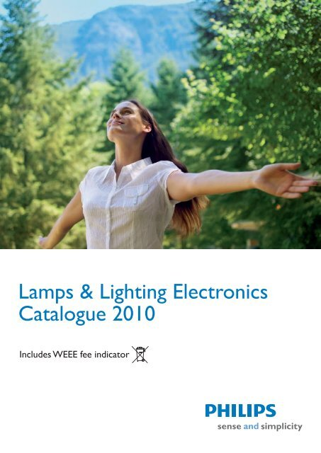 Lamps and Gear Catalogue - Philips Lighting