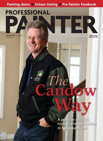 View PDF - Professional Painter Magazine
