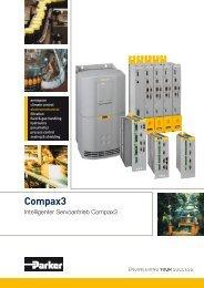 Compax3 - Parker Hannifin Corporation