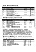 PREISLISTE - Kosmetik-Institut biobio Winterthur - Seite 4