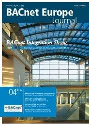 BACnet Europe