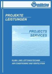 Katalog deutsch - Möhring GmbH - Klima- und Lüftungstechnik