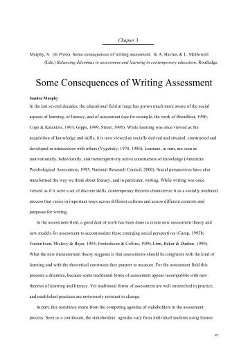 Curriculum based assessment writing companies