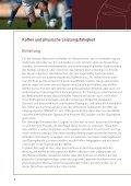 und physische Leistungsfähigkeit - Kaffee-Wirkungen - Seite 2
