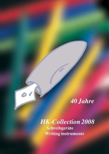 HK-Collection 2008/09 als PDF Datei - Hauff Konstanz ...