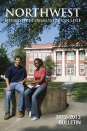 Bulletin - Northwest Mississippi Community College