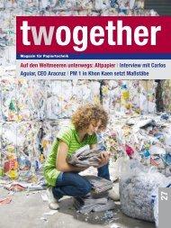 2 Auf den Weltmeeren unterwegs: Altpapier I Interview mit ... - Voith